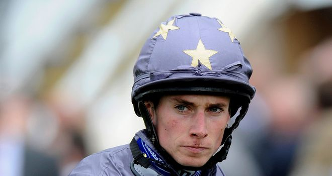 Ryan Moore: Partnered Marcret to Group Three success