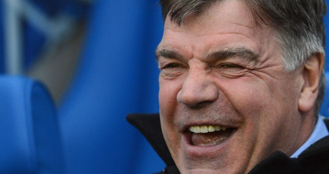 Sam Allardyce: It's about to get harder for West Ham