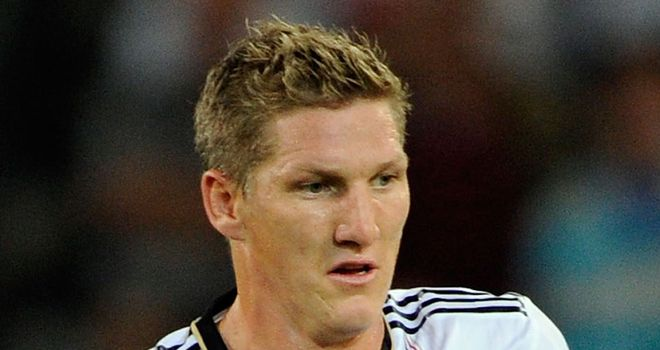 Bastian Schweinsteiger: International return