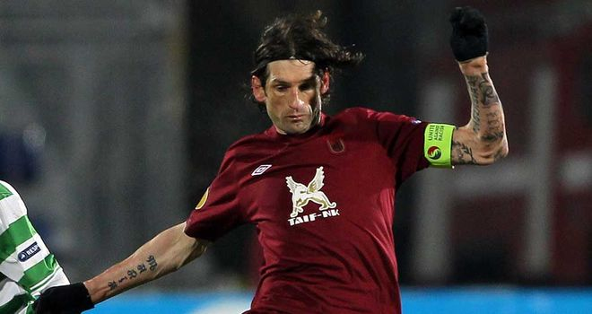 Roman Sharonov: Rubin Kazan defender has been recalled to the Russia squad ahead of Euro 2012
