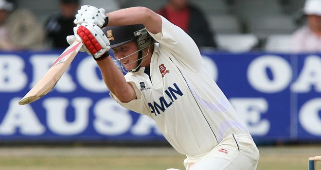 Tom Westley: Unbeaten on 82 for Essex