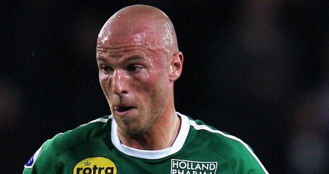 Yuri Rose: Scored but could not prevent De Graafschap going down