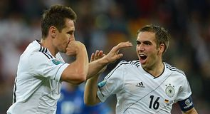Germany 4 Greece 2