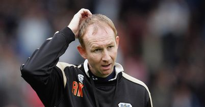 Alan Knill: New man in charge at Plainmoor