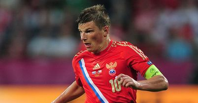Andrey Arshavin: Is being linked with a January move away from Arsenal