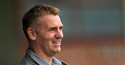 Dean Smith: Praised his players