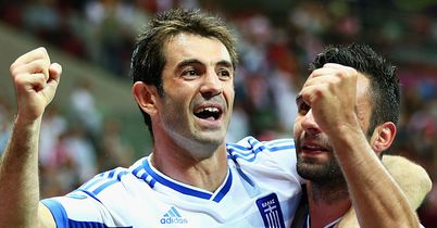Giorgos Karagounis: Greece's most capped players relives 2004 glory