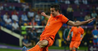 Robin van Persie: Has withdrawn from international duty due to injury