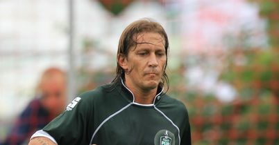 Michel Salgado: Still has a burning desire to play on for a final year