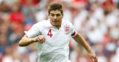 Gerrard: Gets an attacking role in Wilkes' XI