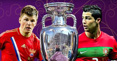 Euro 2012: Arshavin and Ronaldo set to star?
