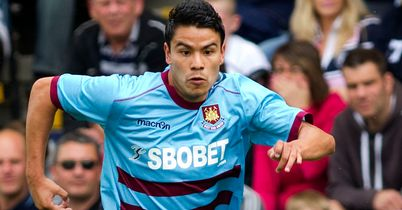 Pablo Barrera: Has returned to Mexico after unhappy time with Hammers