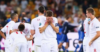 England: More penalty heartbreak in Kiev