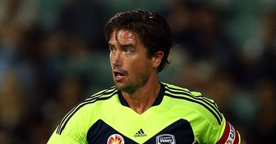 Harry Kewell: Middle East move