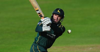 Nottinghamshire win after rain