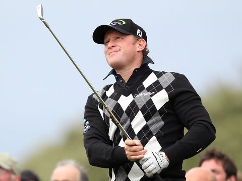 Photo of Jamie Donaldson
