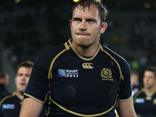 Alastair Kellock: Back in the Glasgow pack