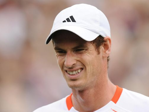 Andy Murray: Hit back at suggestions he's a 'drama queen'