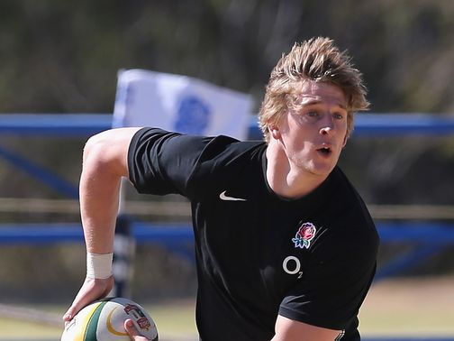 Strettle: Backed for England return