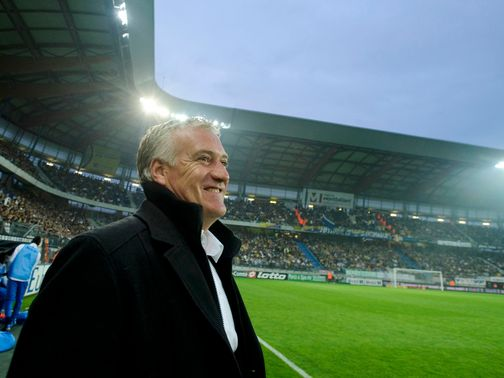 Didier Deschamps: France boss