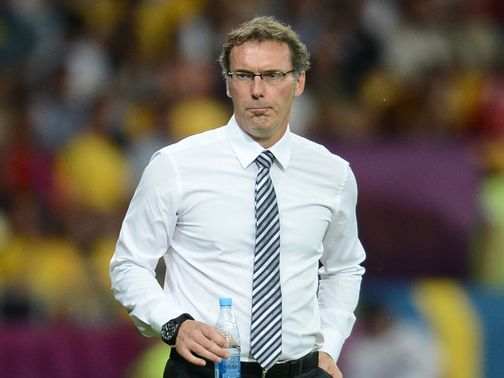 Laurent Blanc: Leaves France job