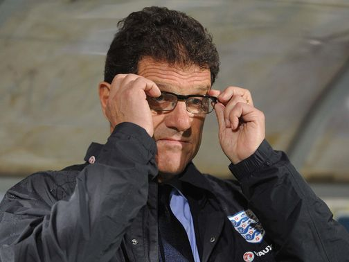 Fabio Capello: New Russia boss, says Arshavin