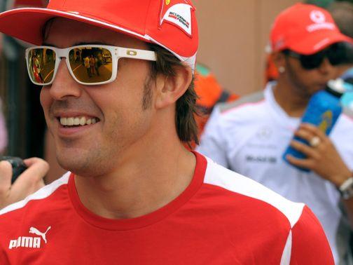 Fernando Alonso: Rich vein of form