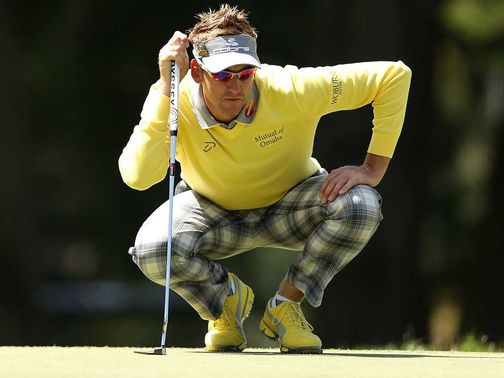 Ian Poulter: Headline pick in France