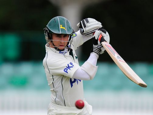 Taylor: Helped Notts to victory