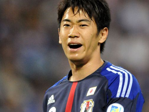 Shinji Kagawa: Will be on Man Utd's tour