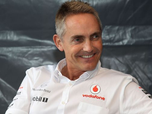 Whitmarsh: Staying positive