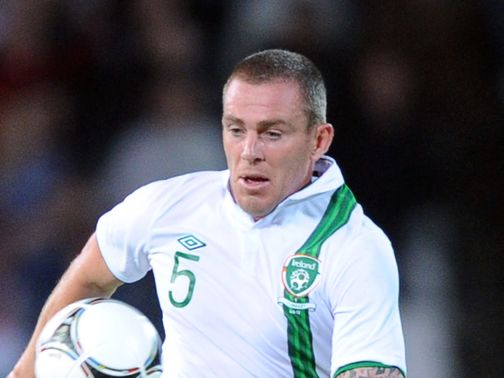 Richard Dunne: Groin injury