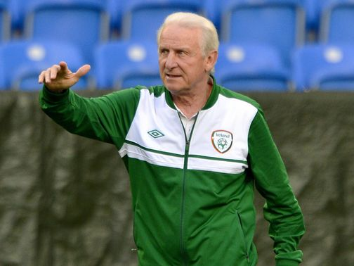Giovanni Trapattoni: Had been linked with Blackburn job