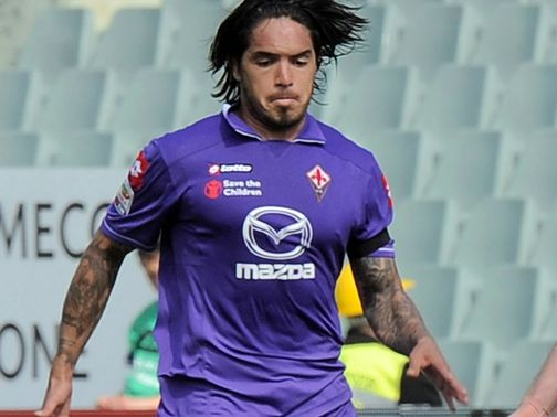 Juan Manuel Vargas: Focused on Fiorentina