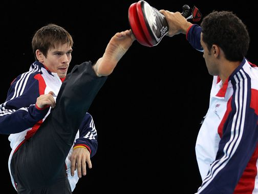 Aaron Cook: Has lost faith in GB Taekwondo