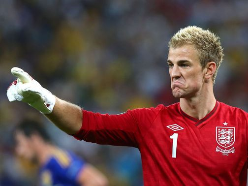 Joe Hart: Not being pushed, says Banks