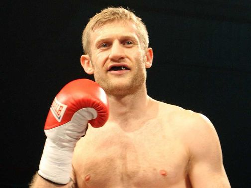 Tony Jeffries: Announced his retirement because of injury