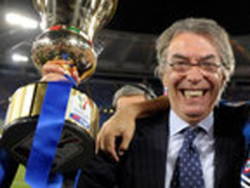 Massimo Moratti: Need to sell, says Inter president