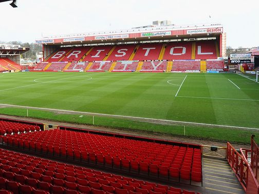Bristol City: Losses have risen £3m on last year's results