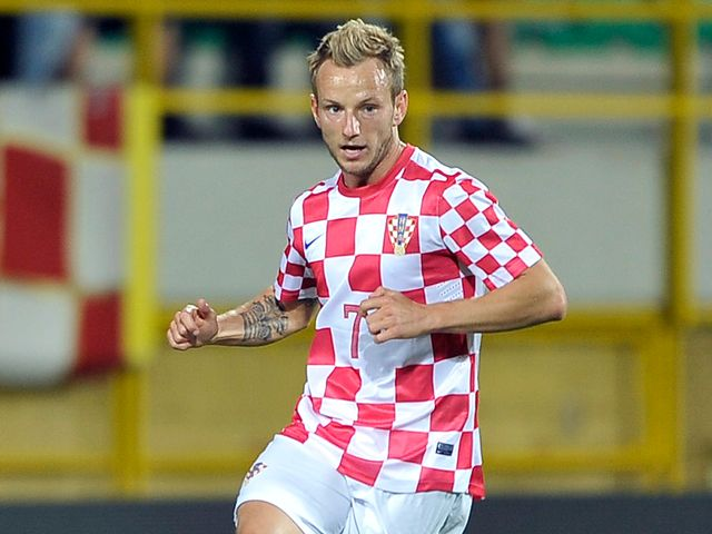 Ivan Rakitic: Winning goal for Croatia