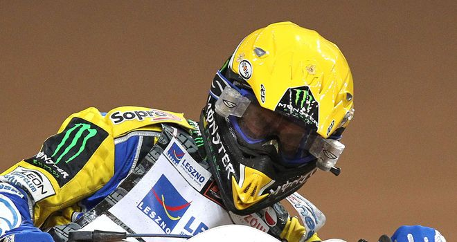 Tomasz Gollob: Raced to victory in Sweden to move to fourth in the standings