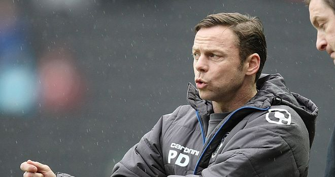 Dickov: Believes in himself