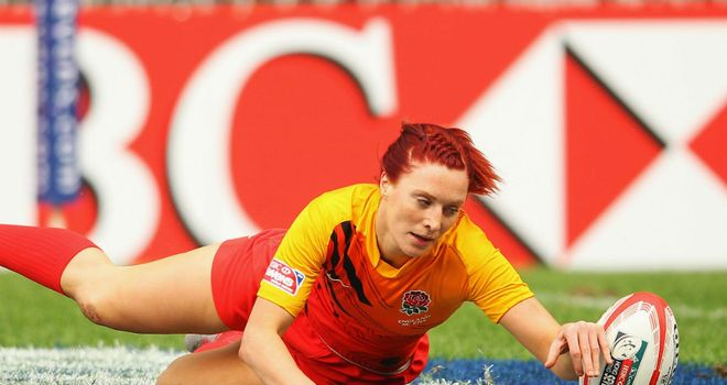 Joanne Watmore: Scored 11 tries in total in Moscow