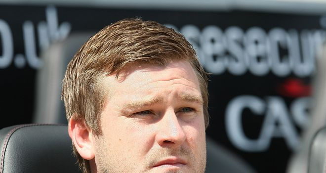 Karl Robinson: One of the most highly-rated young managers in England