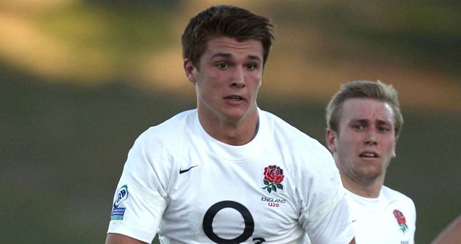 Henry Slade: Will return to the Chiefs for the LV= Cup