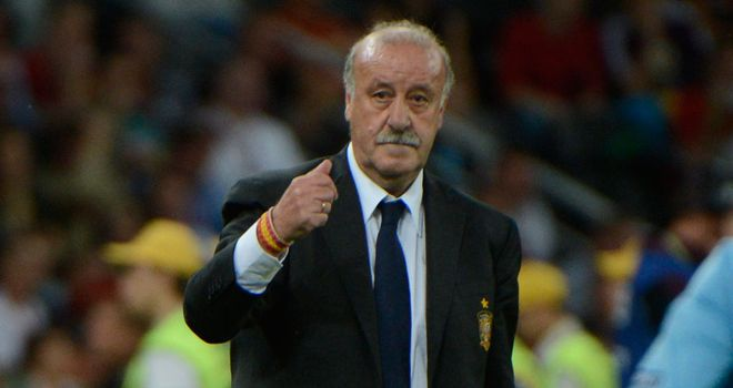 Vicente Del Bosque: Explained his reasons for leaving Chelsea&#39;s Juan Mata out of the Spain squad