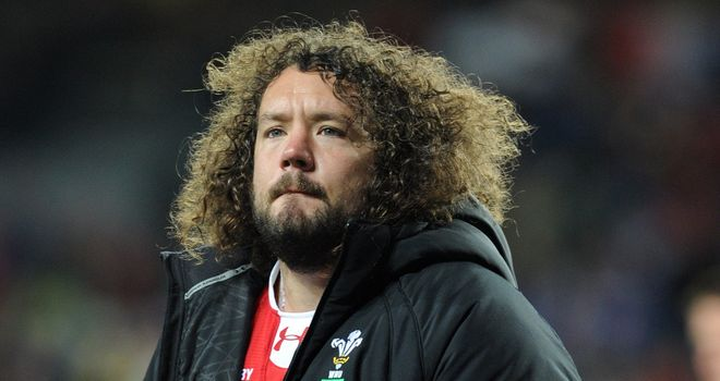 Adam Jones: absence for the Ospreys has given a chance to Aaron Jarvis
