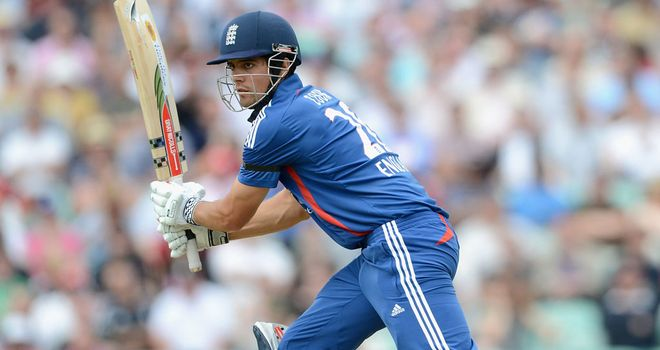 Alastair Cook: admitted cricket has been put 'into perspective' by Tom Maynard's death