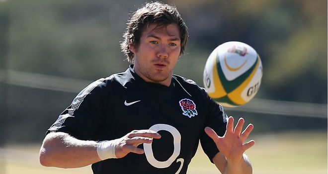 Alex Goode: Set to make his first start for England