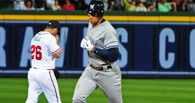 Alex Rodriguez: Has 642 home runs but will miss the start of the season due to injury